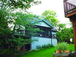 Lake Ariel vacation rentals