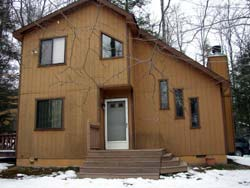 Lake Wallenpaupack Pocono Rental House