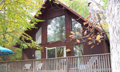 Bushkill Mountain Chalet