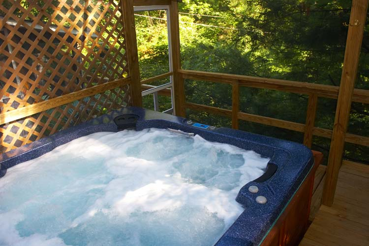 Kunkletown Pocono Vacation Cabin Rental With Jacuzzi · Kunkletown Rental ·  Kunkletown Rental ...