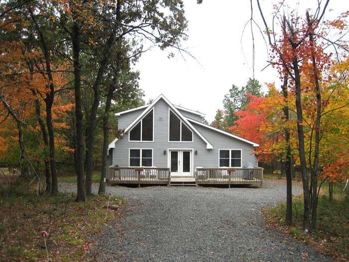 4BR Chalet in Towamensing Trails