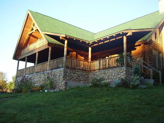 Galilee Luxury Log Cabin