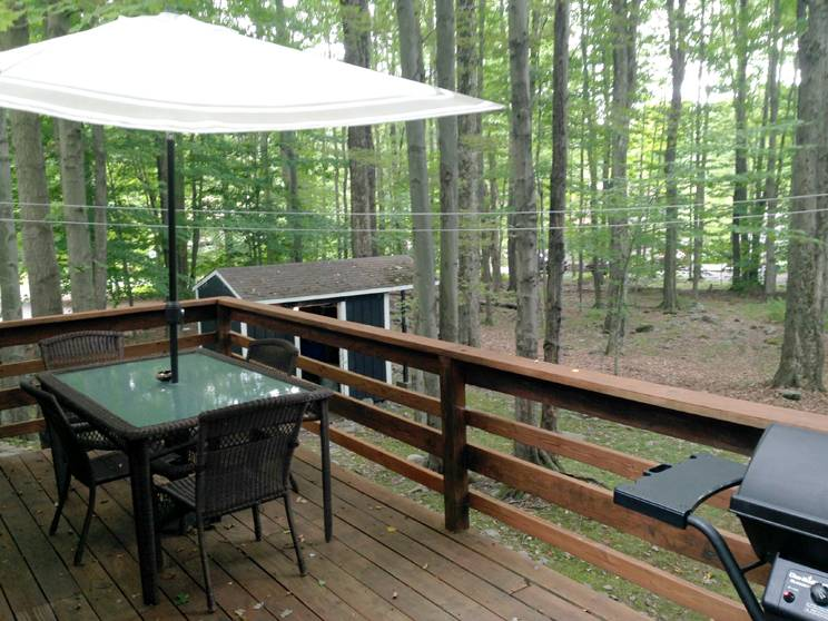 Pocono Lake rental