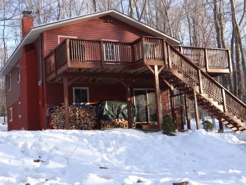 Big Bass Lake vacation rentals