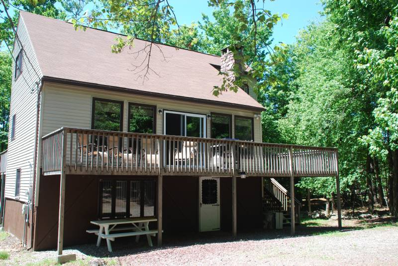 Lake Harmony Blessings Lodge  for Family Gatherings