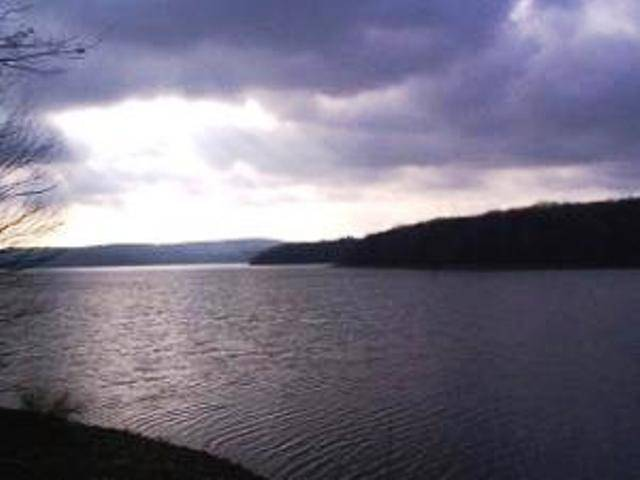 Lake Wallenpaupack Lakefront with 90 feet of Frontage