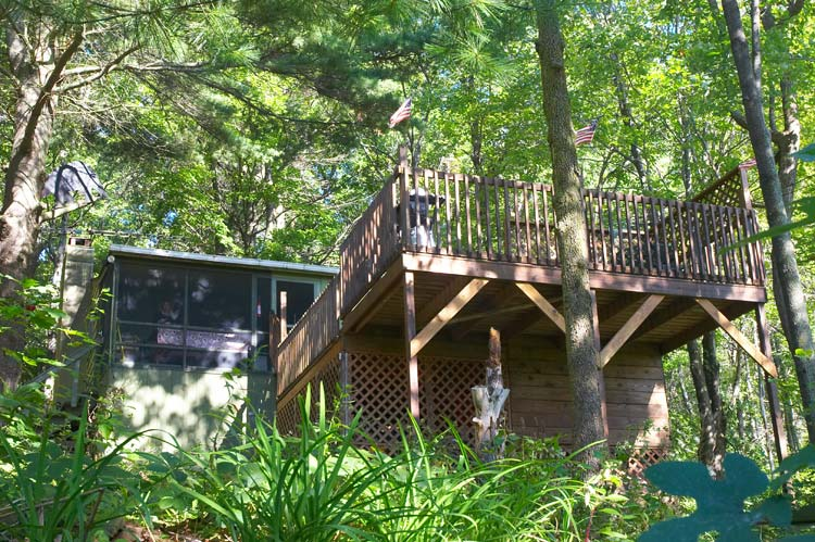 Blue Mountain Cabins-4-Rent Great Vacation Get-a-Way