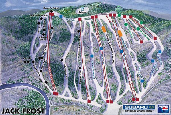 poconos rentals ski areas in the poconos skiing